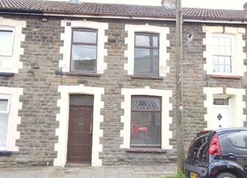 Thumbnail 3 bed terraced house to rent in Park Road Cwmparc -, Cwmparc