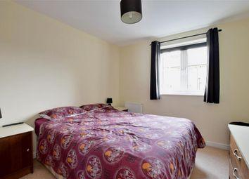 Thumbnail 1 bed flat for sale in Laurens Van Der Post Way, Ashford, Kent