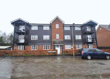 Thumbnail 2 bed flat for sale in Lyndhurst Road, Elvetham Heath, Fleet