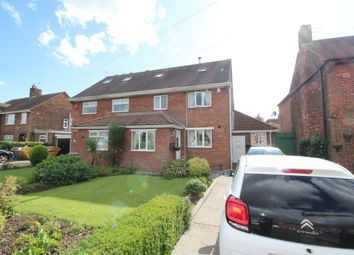 Thumbnail 4 bed semi-detached house for sale in Woodland Avenue, Goole