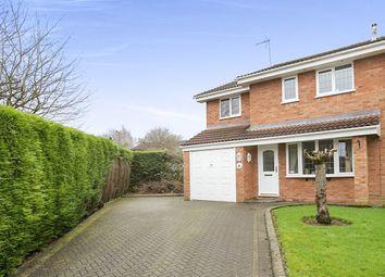 Thumbnail 3 bed semi-detached house for sale in Grasmere Avenue, Perton, Wolverhampton