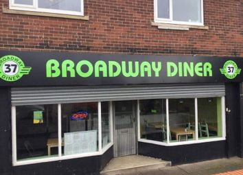 Thumbnail Restaurant/cafe for sale in 37 Broadway, Mexborough