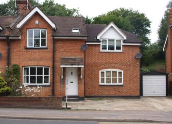 Thumbnail 3 bed semi-detached house to rent in Rayleigh Road, Shenfield
