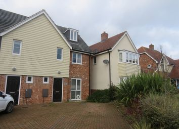 Thumbnail 3 bed town house for sale in Westwood Close, Lenham, Maidstone