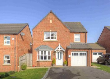 Thumbnail 4 bed property for sale in Roman Way, Caistor, Market Rasen