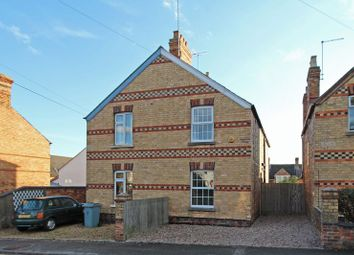 Thumbnail 3 bed semi-detached house to rent in Radcliffe Road, Stamford