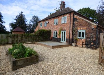 Thumbnail 2 bed end terrace house to rent in Broad Fen Lane, Dilham, North Walsham