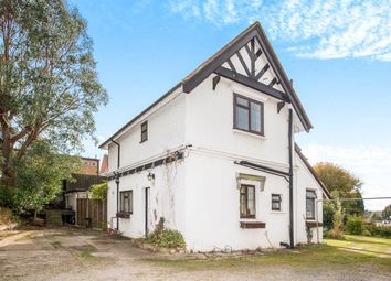 Thumbnail 3 bed detached house for sale in Holliers Hill, Bexhill-On-Sea