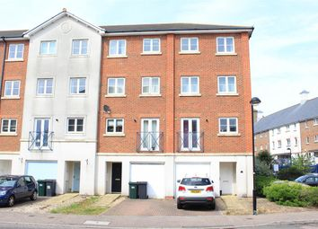 Thumbnail 5 bed town house for sale in Barbuda Quay, Eastbourne