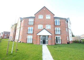 Thumbnail 2 bed flat for sale in Amber Way, Burbage, Hinckley