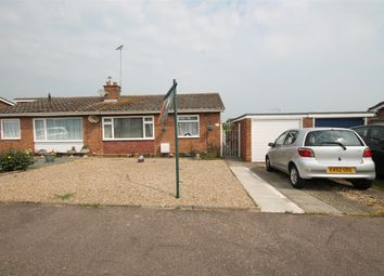 Thumbnail 2 bed bungalow for sale in Craigfield Avenue, Clacton-On-Sea