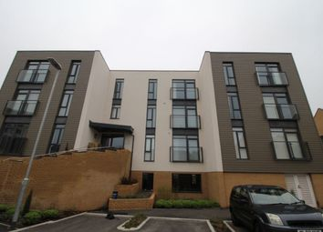 Thumbnail 2 bedroom flat for sale in Firepool Crescent, Taunton