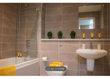 Thumbnail 1 bed flat to rent in X1 Media City, Salford