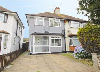 Thumbnail 3 bed semi-detached house for sale in Pentland Avenue, Shoeburyness, Essex