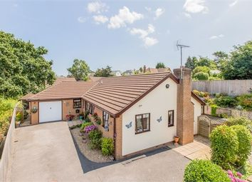 Thumbnail 3 bedroom detached bungalow for sale in Chartwell Drive, The Churchills, Newton Abbot, Devon.