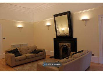 Thumbnail 3 bed flat to rent in Buckingham Terrace, Glasgow