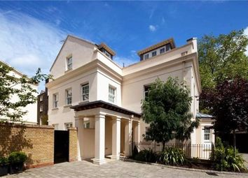 Thumbnail 6 bed detached house to rent in Albany Street, Regents Park, London
