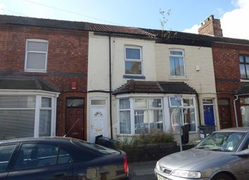 Thumbnail 2 bedroom terraced house for sale in Newlands Street, Shelton, Stoke-On-Trent
