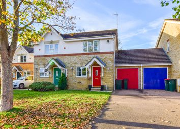 Thumbnail 2 bed semi-detached house for sale in Beechside, Crawley