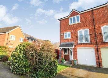 Oswell Road, Shrewsbury SY2. 4 bed end terrace house for sale