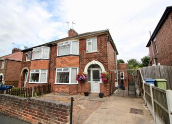 Thumbnail 3 bed semi-detached house for sale in Harewood Avenue, Retford