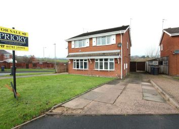 Thumbnail 2 bed semi-detached house for sale in Banbury Grove, Biddulph, Stoke-On-Trent
