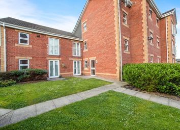 Thumbnail 2 bedroom flat to rent in Sandringham Court, Streethouse, Pontefract