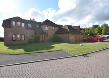 Thumbnail 4 bedroom detached house for sale in Vardon Lea, Motherwell, North Lanarkshire