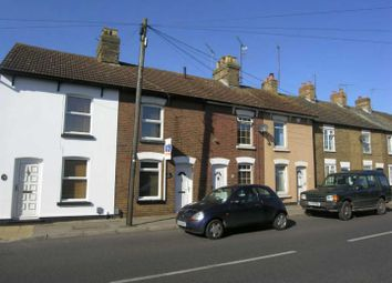 Thumbnail 2 bed terraced house to rent in Dunstable Road, Toddington, Dunstable