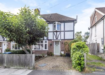 Thumbnail 4 bed property for sale in Orme Road, Norbiton, Kingston Upon Thames