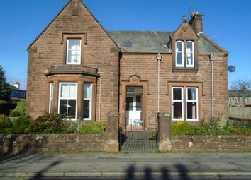 Thumbnail 2 bed flat for sale in Livingstone Place, Lockerbie