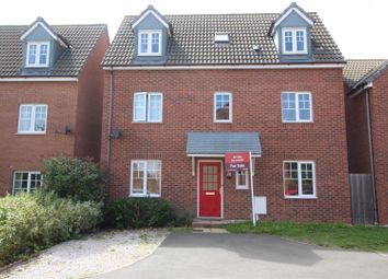 Thumbnail 4 bed property for sale in Warmington Avenue, Grantham