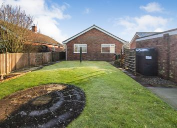 Thumbnail 3 bedroom detached bungalow for sale in Mill Close, Pulham Market, Diss
