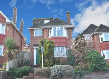 Thumbnail 4 bed detached house for sale in Cowick Hill, Exeter