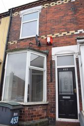 Thumbnail 2 bed terraced house to rent in Victoria Road, Hanley, Stoke On Trent