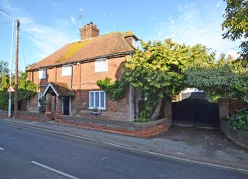 4 bed detached house for sale in North Street, Milton Regis, Sittingbourne ME10