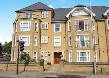 Thumbnail 2 bed flat for sale in Kirkley Cliff Road, Lowestoft