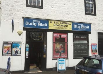 Thumbnail Retail premises for sale in Johnstone, Renfrewshire