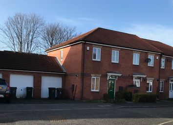 Thumbnail 3 bed end terrace house for sale in Monarch Court Newcastle Upon Tyne, Longbenton