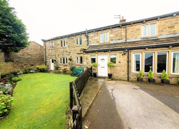 Thumbnail 5 bed detached house for sale in Round Hill Lane, Huddersfield