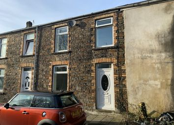 Thumbnail 2 bedroom terraced house for sale in Seatons Place, Pontypridd