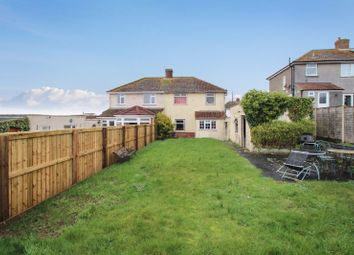 Thumbnail 3 bed semi-detached house for sale in School Hill, Ashcott, Bridgwater