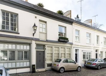 Thumbnail 4 bedroom mews house for sale in Logan Mews, London