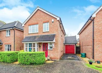 Thumbnail 3 bed detached house for sale in Hilton Close, Faversham
