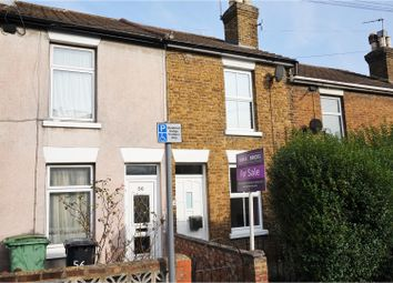Thumbnail 2 bed terraced house for sale in Dover Street, Maidstone