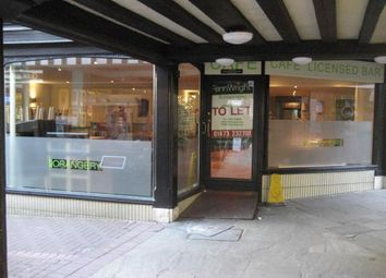 Thumbnail Retail premises to let in 15-17 Thoroughfare, Ipswich, Suffolk