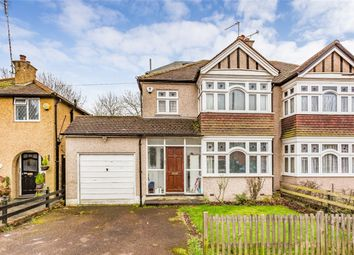 4 bed semi-detached house for sale in Leighton Avenue, Pinner, Middlesex HA5