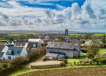 Thumbnail 4 bed link-detached house for sale in Chapel Lane, St. Mabyn, Bodmin