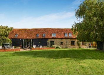 Thumbnail 4 bed barn conversion for sale in Ashendon, Ashendon, Buckinghamshire.