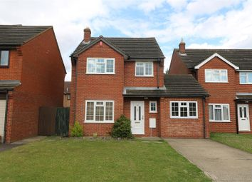 Thumbnail 4 bed detached house to rent in Wynn Close, Baldock